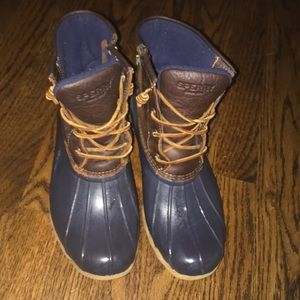 Sperry Duck Boots!!
